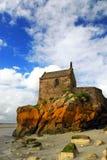 Saint Michel di Mont Immagini Stock Libere da Diritti
