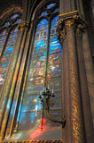 Saint-Michel et Sacre Coeur in Lille Royalty Free Stock Photo