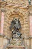 Saint-Michel fontanna Fotografia Stock