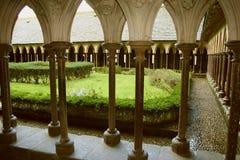 Saint-Michel Francia de Mont Foto de archivo libre de regalías
