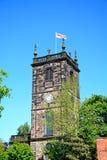 Saint Modwens Church, Burton Upon Trent. Stock Photos