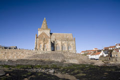 Saint Monans on sea Stock Images