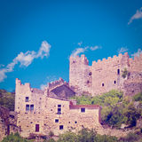 Saint-Montan Imagens de Stock Royalty Free