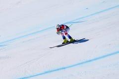 Saint Moritz Ski World Championship 2017 Stock Photos