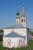 Saint-Mykolaiv et Noël à l'église Photos stock