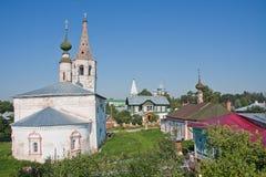 Saint-Mykolaiv et Noël à l'église Photo libre de droits