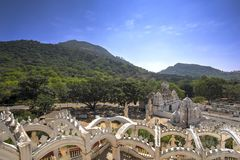 Saint Narayanappa ashram, Kaiwara, India Stock Photo
