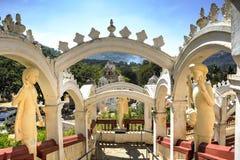 Saint Narayanappa ashram, Kaiwara, India Royalty Free Stock Images