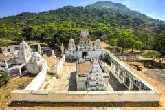 Saint Narayanappa ashram, Kaiwara, India Stock Photography