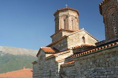 Saint Naum Monastery, Macedonia Royalty Free Stock Images