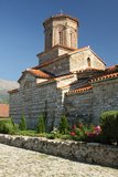 Saint Naum Monastery, Macedonia Royalty Free Stock Image
