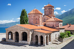 Saint Naum Monastery Royalty Free Stock Photos