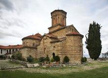 Saint Naum. Monastery of Saint Naum. St. Naum church. Macedonia Stock Photography