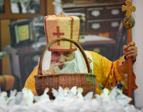 Saint Nicholas Photos stock