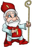 Saint Nicholas Foto de Stock Royalty Free