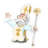 Saint Nicholas Stock Image
