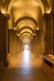 Saint Nicholas Cathedral Interior de Mônaco Imagem de Stock Royalty Free