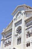 Saint Nicholas Cathedral, Monaco Stock Photos