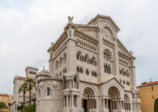 Saint Nicholas Cathedral, Monaco Royalty Free Stock Image