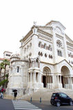 Saint Nicholas Cathedral, Monaco Royalty Free Stock Images