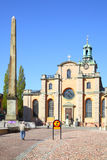 Saint Nicholas Cathedral Royalty Free Stock Photo