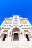 Saint nicholas cathedrale in Monte Carlo Royalty Free Stock Photo