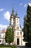 Saint Nicholas Church Stock Image