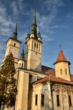 Saint Nicholas Church in Brasov, Romania Royalty Free Stock Photography