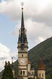 Saint Nicholas Church in Brasov Royalty Free Stock Images