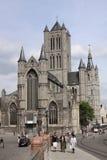 Saint Nicholas' Church, Ghent Royalty Free Stock Photography