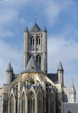 Saint Nicholas Church Ghent Royalty Free Stock Image