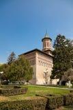 Saint Nicholas Church in Iasi Stock Images