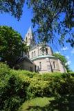 Saint Nicholas Church, Orebro Stock Image