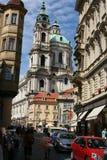 Saint Nicholas church_Prague Royalty Free Stock Image