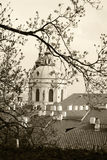Saint Nicholas Church in Prague Royalty Free Stock Images