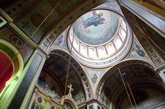 Saint Nicholas Church, Syros, Greece Royalty Free Stock Photos