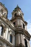 Saint Nicholas church _tower_II Stock Photos