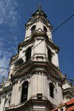 Saint Nicholas church _tower Stock Image