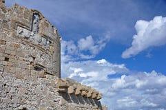 Saint Nicholas Fort, Rhodes Stock Photography
