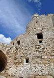 Saint Nicholas Fort, Rhodes Royalty Free Stock Photos