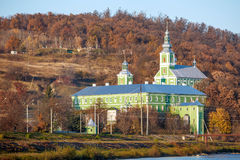 Saint Nicholas Monastery Royalty Free Stock Images