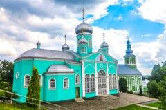 Saint Nicholas Monastery 04 de Mukachevo foto de stock royalty free