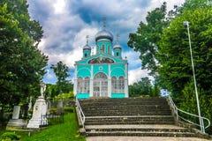 Saint Nicholas Monastery 02 de Mukachevo imagens de stock royalty free
