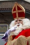 Saint Nicholas pointing Stock Photos