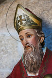 Saint Nicholas Stock Photo