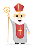 Saint Nicholas Stock Images