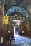 Saint Nicolae church from Toplita stock photography