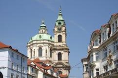 Saint Nicolas church Royalty Free Stock Photo