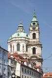 Saint Nicolas church Stock Image