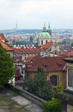 Saint Nicolas church in Prague Royalty Free Stock Photos